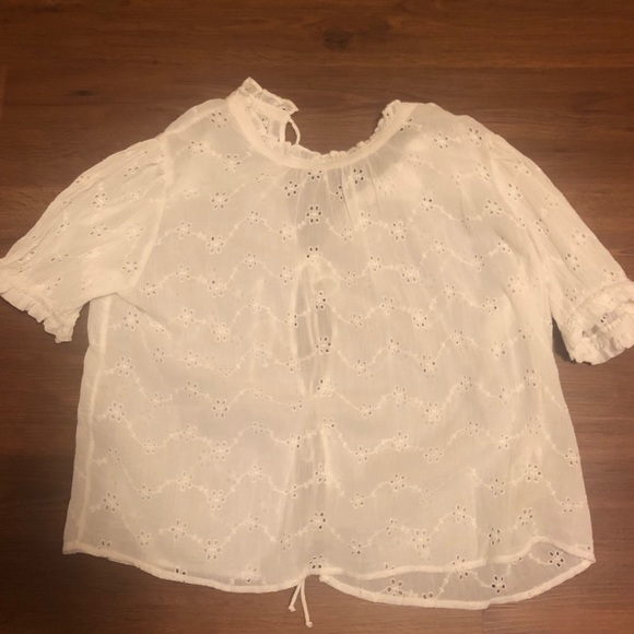 Free People Tops - Free people tie back top NWT small